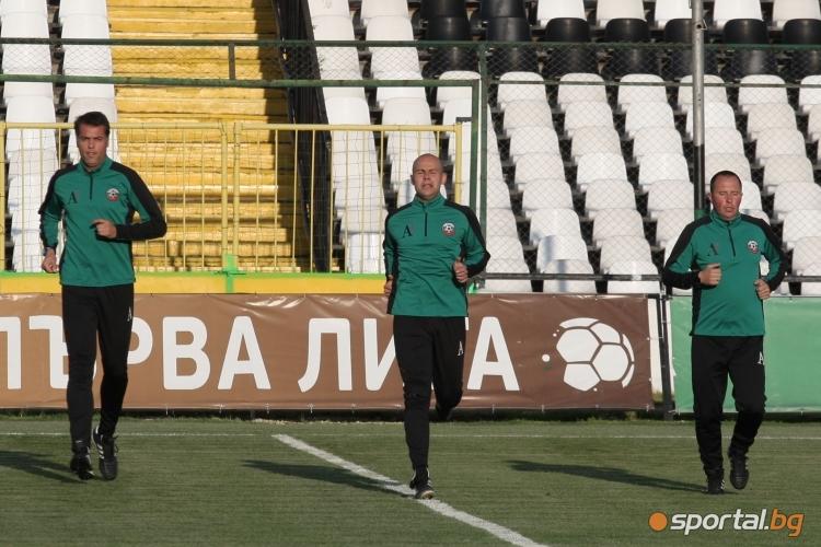 Румен Иванов, Георги Иванов, Тони Пандарски