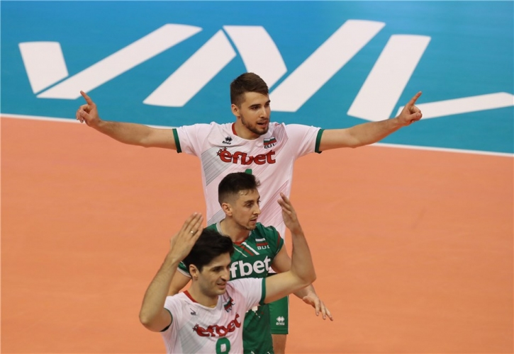 България - Австралия 3:2