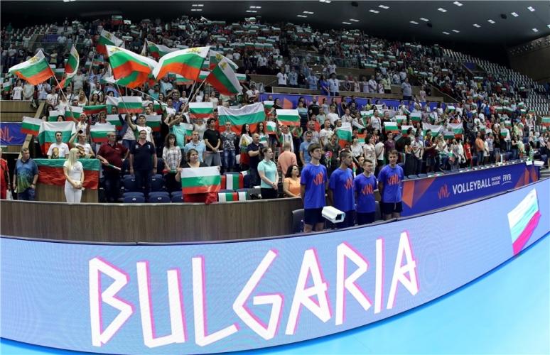 България - Япония