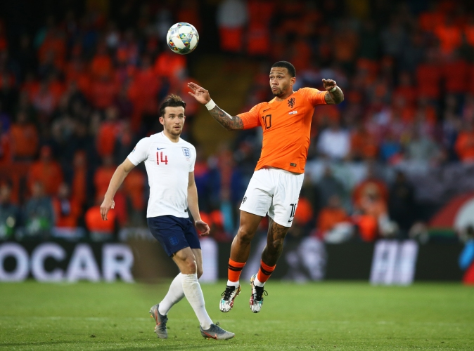 Холандия - Англия