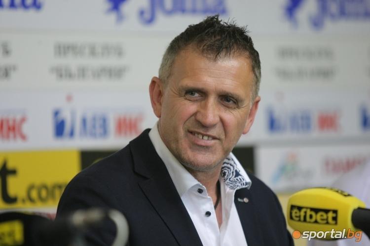 Локомотив Пловдив - треньор и футболист на месеца