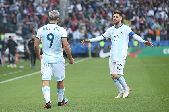 Аржентина - Чили