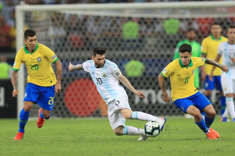 Фиестата е за Бразилия, а сълзите за Лео Меси и Аржентина