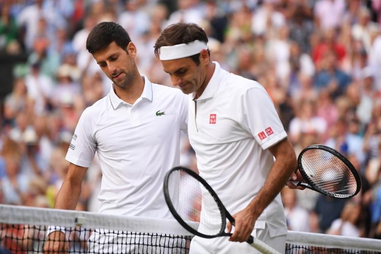 """Джокович победи Федерер в епичен финал на """"Уимбълдън"""""""