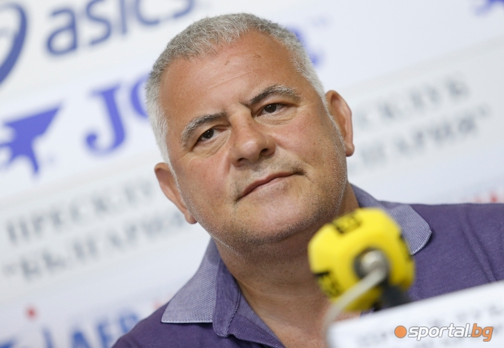 Наградиха Ивайло Иванов за успешното представяне на Европейските игри
