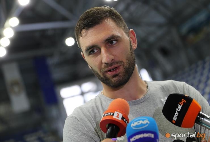 НО по волейбол с открита тренировка в Самоков