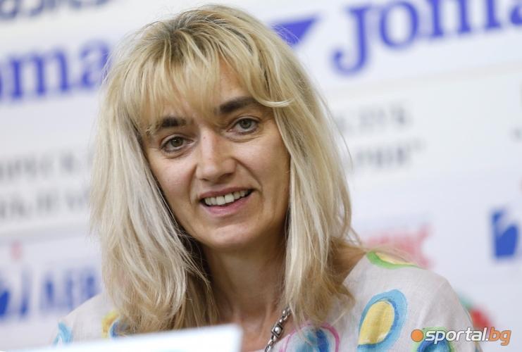 Пресконференция на Мария Оряшкова и Цветелина Цветанова