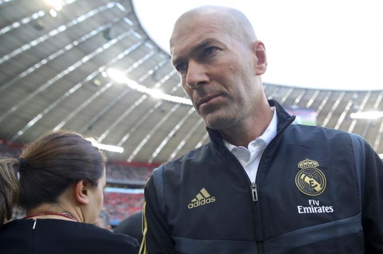 Реал Мадрид - Тотнъм 0:1