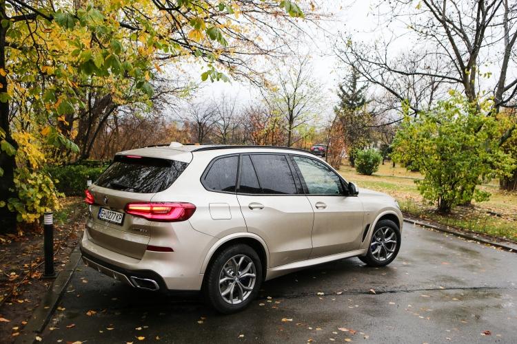 Новото BMW X5