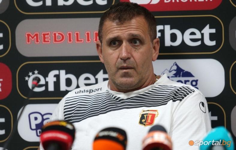 Бруно Акрапович говори за силните страни на Страсбург преди двубоя в Лига Европа