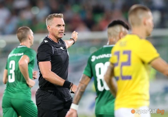 Лудогорец - Марибор 0:0