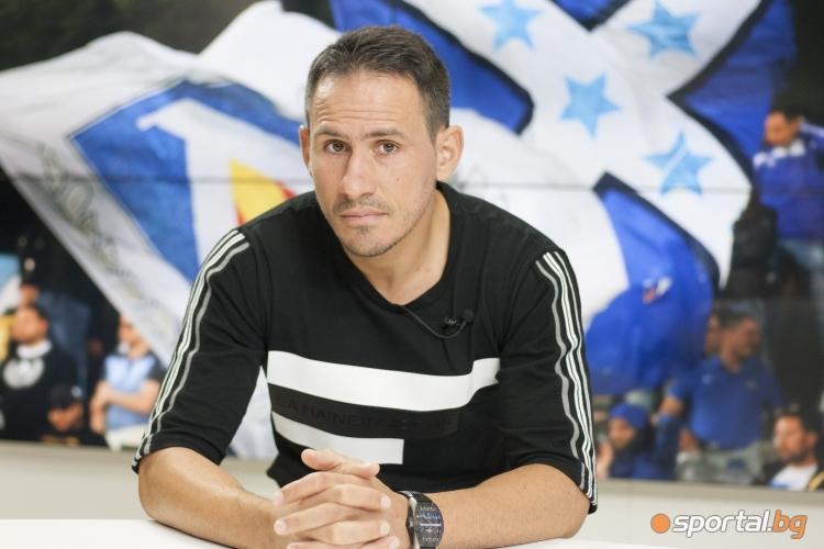 """Живко Миланов е гостува в """"Часът на сините"""""""