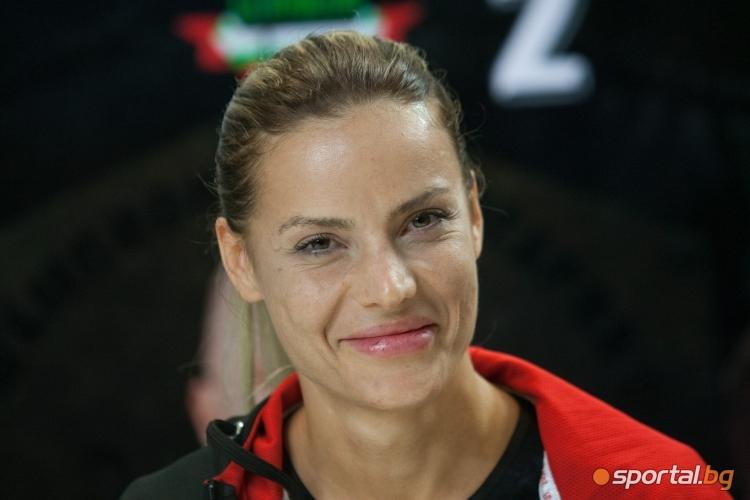 Памела Треан и Самир Хотич на гости в студиото на Sportal.bg