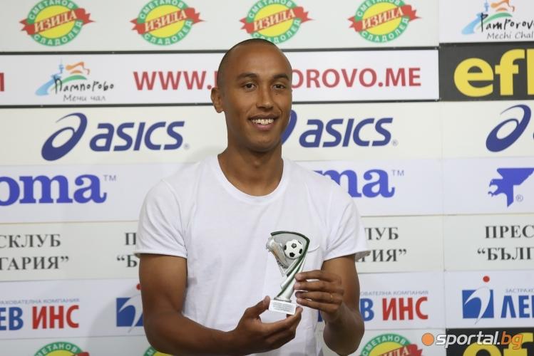 Паулиньо е играч номер едно на шести кръг