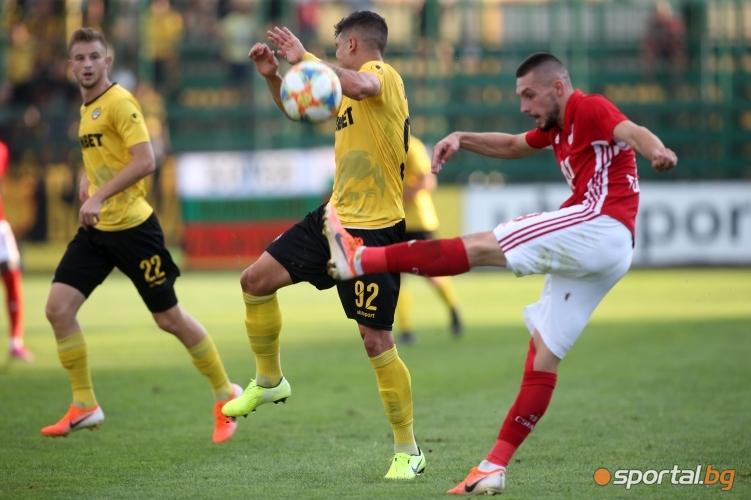 Ботев (Пловдив) - ЦСКА-София