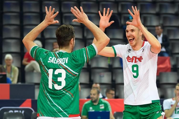 България - Румъния 3:0