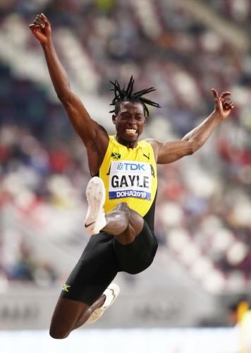 Ямаец шокира фаворитите за световната титла в скока на дължина с 8.69 метра