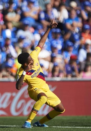 Хетафе - Барселона 0:2