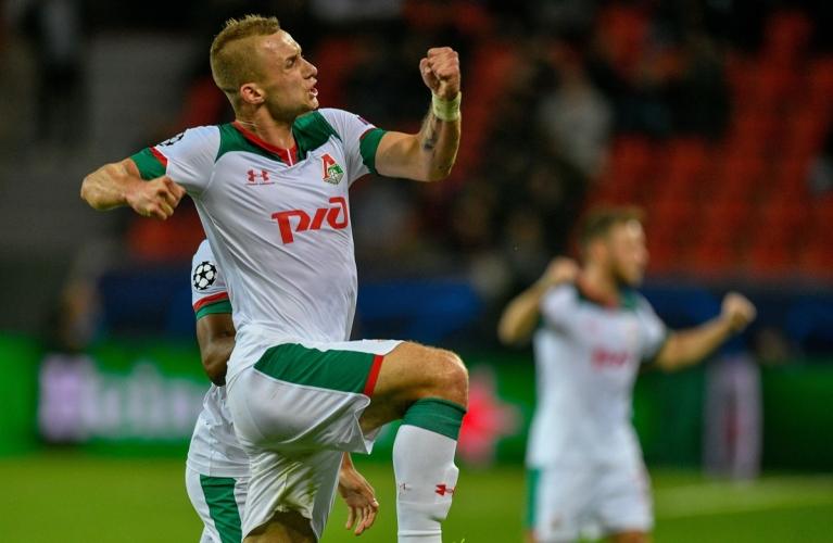 Байер Леверкузен - Локомотив Москва
