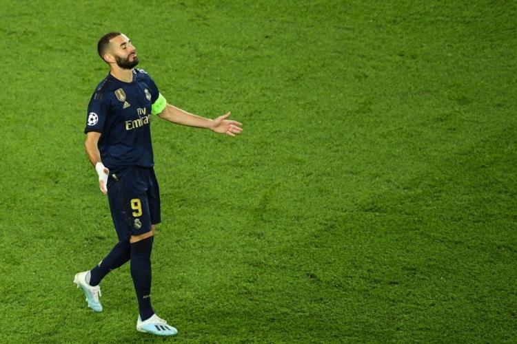 Пари Сен Жермен - Реал Мадрид