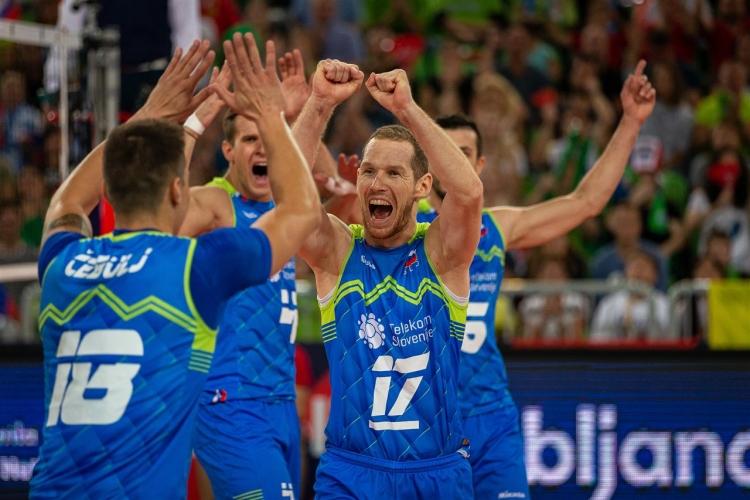 Словения - България