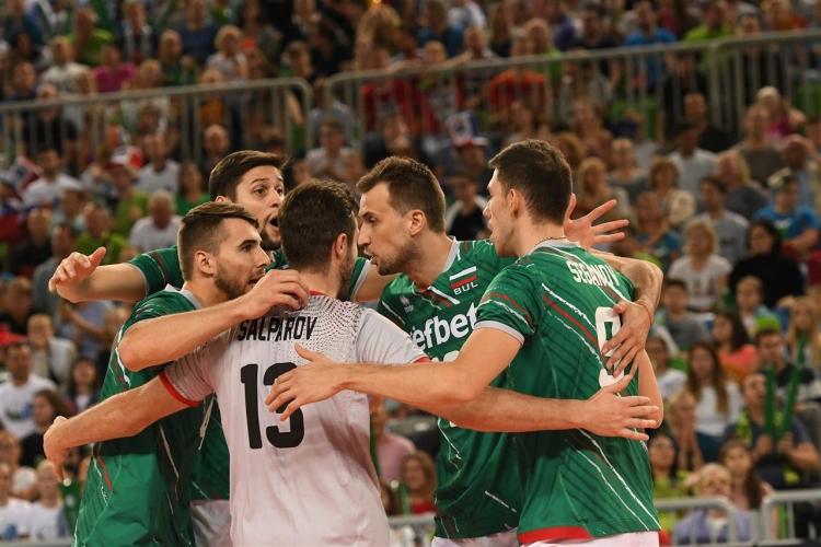 Словения - България 3:1