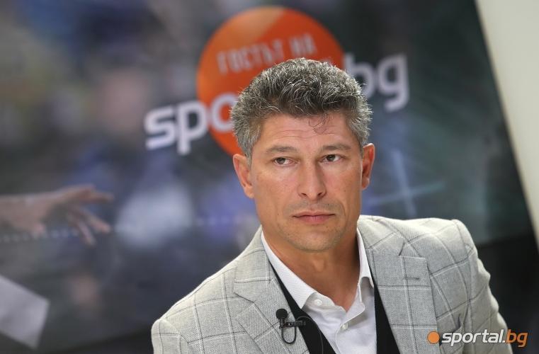 "Красимир Балъков е ""Гостът на Sportal.bg"""