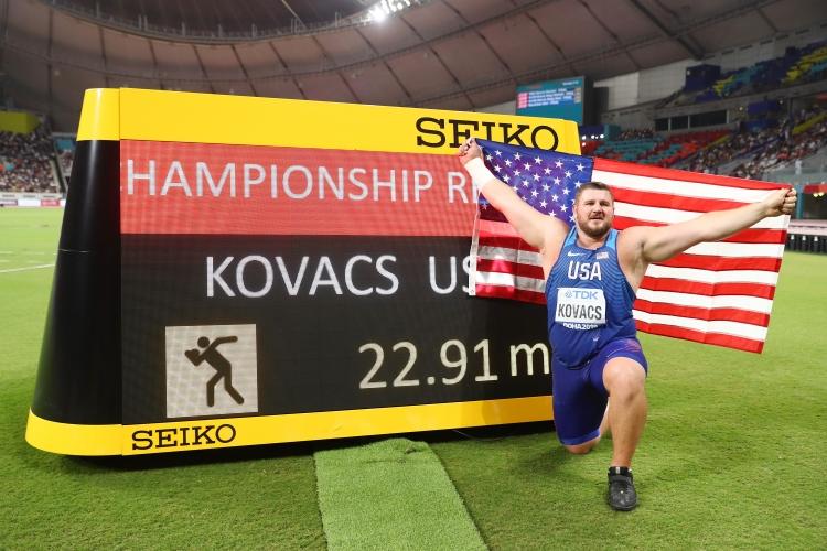 Джо Ковач е световен шампион в най-силното състезание в историята на гюле