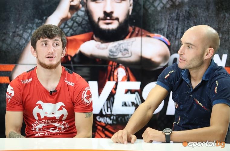 Емил Незиров, Даниел Гецов