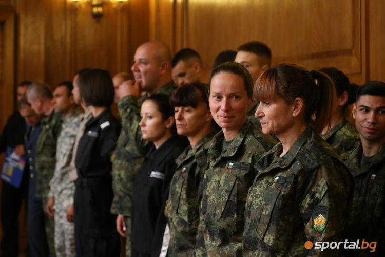 Изпрщаме отбор на световните военни игри в Китай