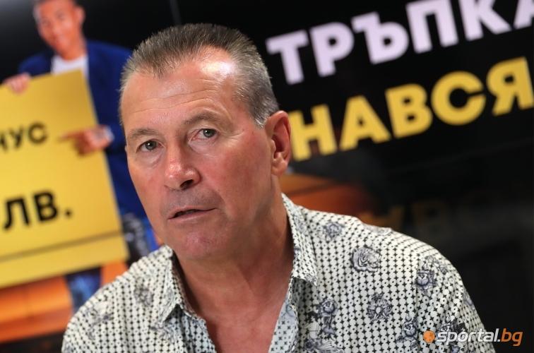 """""""От дузпа в тъч"""" с гост Георги Илиев"""