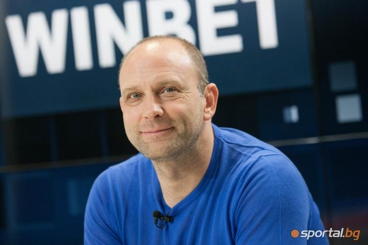 Тити Папазов гостува в студиото на Sportal.bg