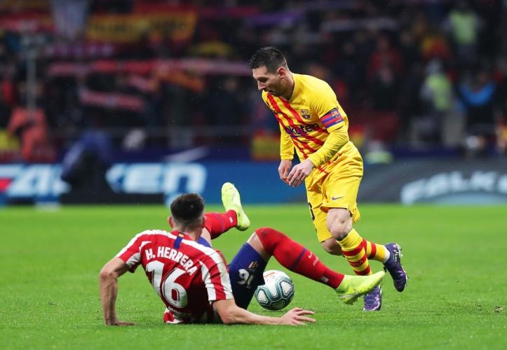 Атлетико Мадрид - Барселона