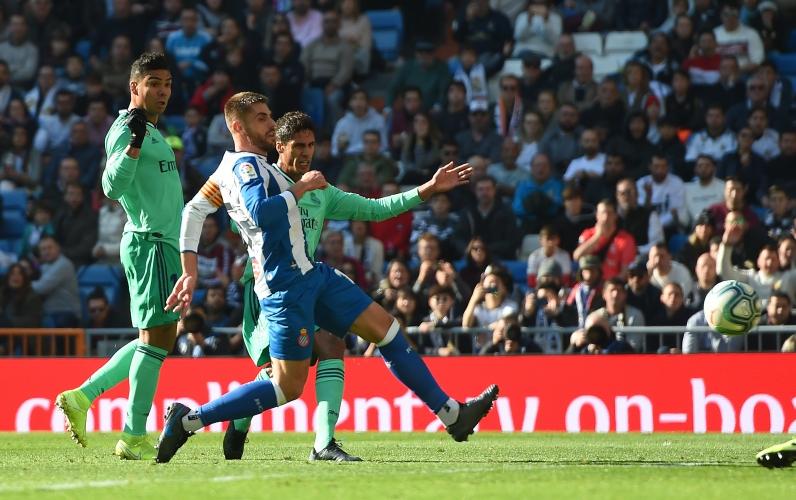 Реал Мадрид - Еспаньол 2:0