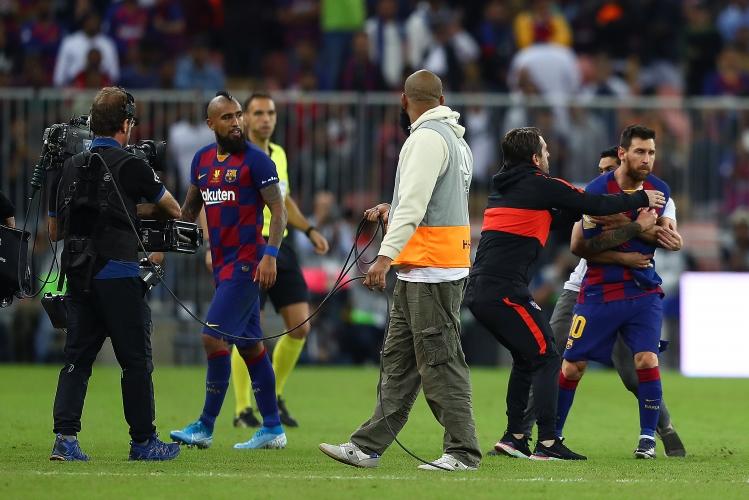 Барселона - Атлетико Мадрид (Суперкупа на Испания)