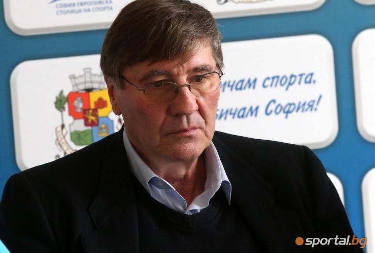 "Пресконференция за баскетболния турнир ""Ваня Войнова"""