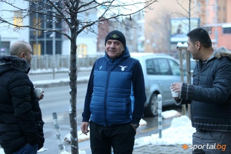 Среща на Павел Колев с НКП