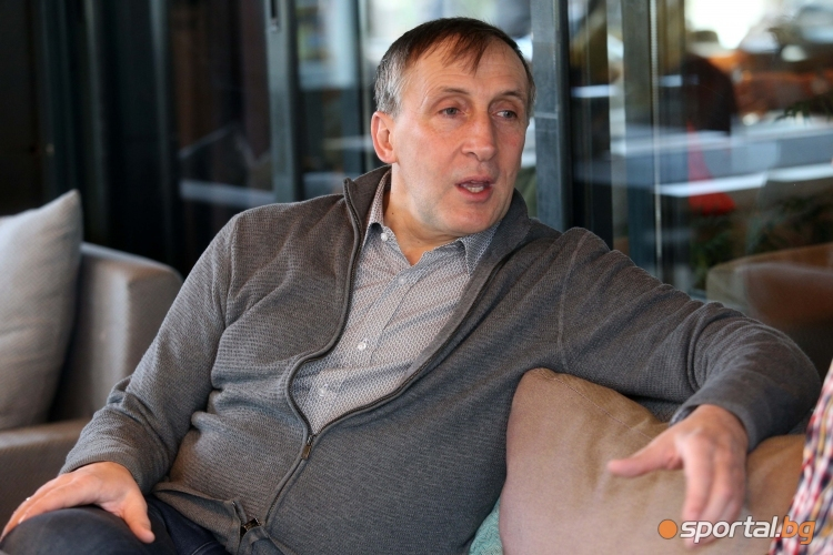 Интервю с Цанко Цветанов