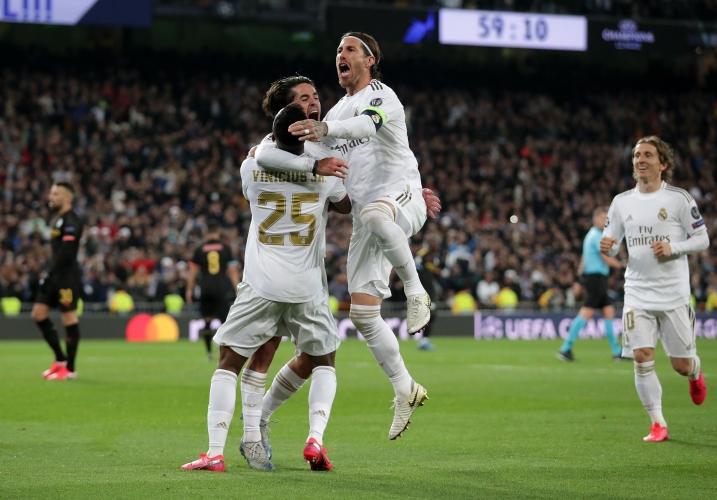 Реал Мадрид - Манчестър Сити