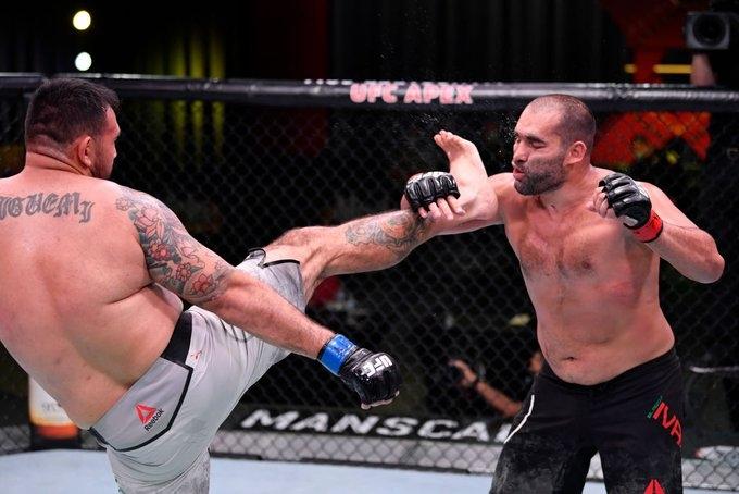 Благой Иванов - Багата отново загуби с разединено съдийско решение в UFC