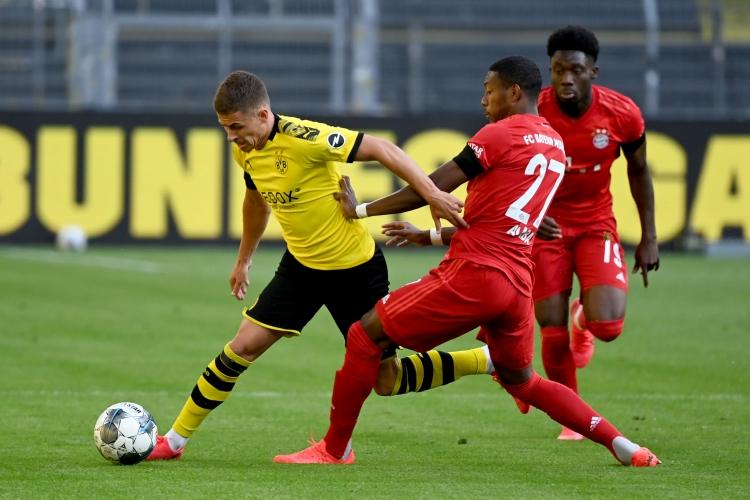 Борусия (Дортмунд) - Байерн (Мюнхен) 0:1