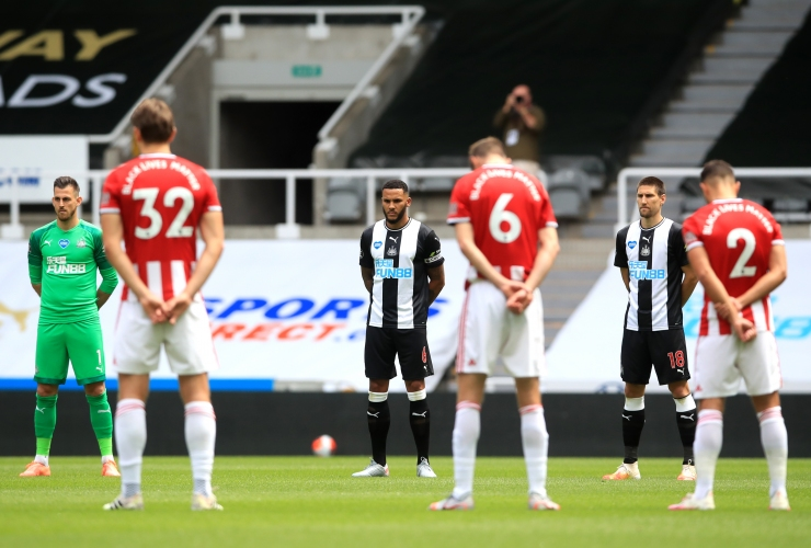 Нюкасъл - Шефилд Юнайтед 3:0