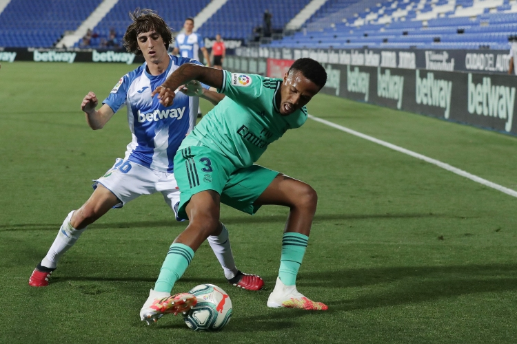Леганес - Реал Мадрид