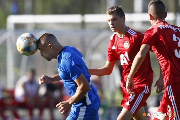 Левски (U19) - ЦСКА-София (U19)