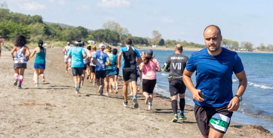 """Пясъчният маратон """"Вромос"""" прикова вниманието"""