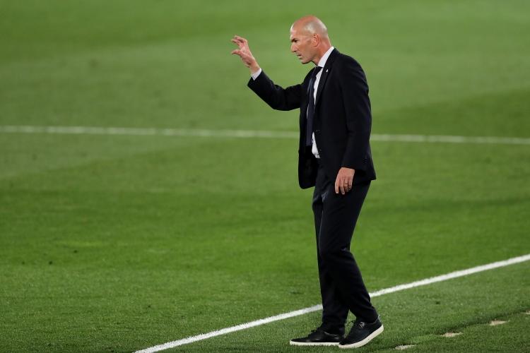 Реал Мадрид - Валядолид