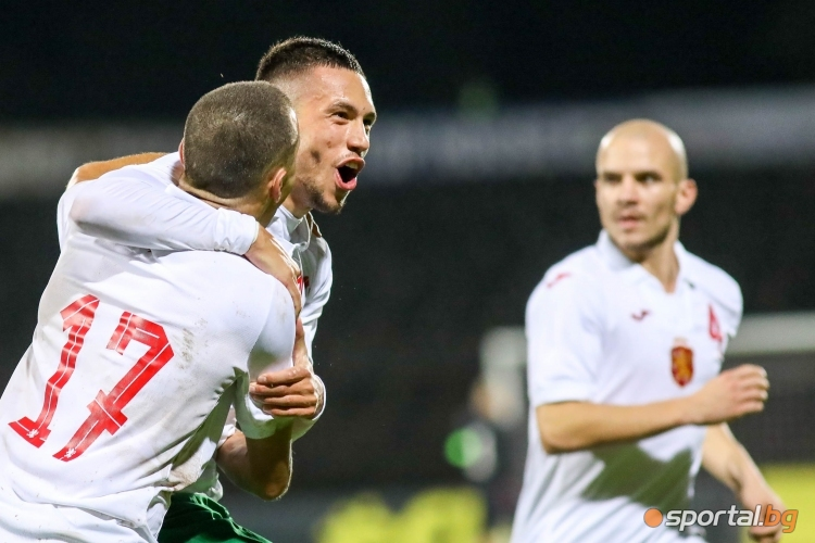България - Латвия U21