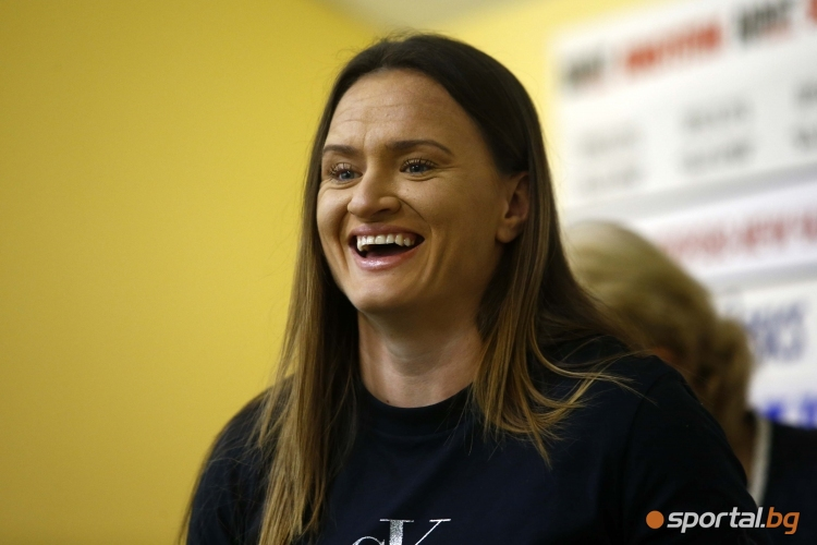 Мария Оряшкова за шестата световна титла по самбо