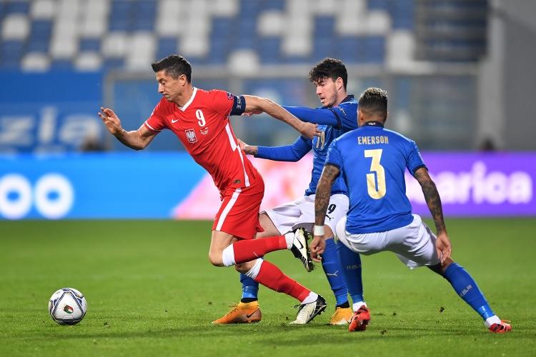 Италия - Полша 2:0