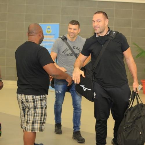 Тервел Пулев и Кубрат Пулев пристигнаха в Танзания